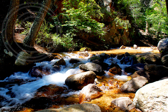 North Cheyenne Creek, Colorado