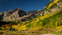 Aspen Splendor at the Maroon Bells